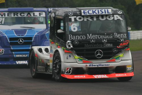 Truck: Briga pela pole posiiton da Fórmula Truck promete ser um show em Tarumã