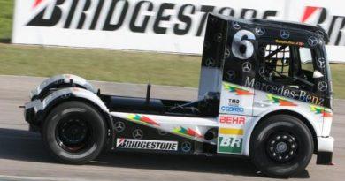 Truck: Cirino é o mais rápido no 3º treino livre da Fórmula Truck em Caruaru