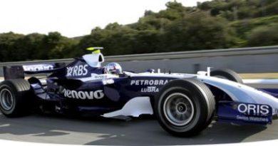 F1: Wurz lidera testes em Valência