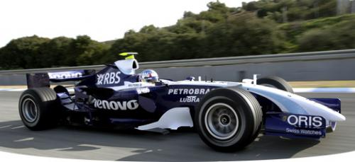 F1: Wurz fecha a quinta como o mais rápido em Barcelona
