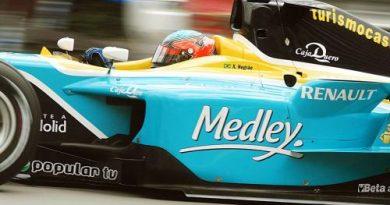 GP2 Series: 2006 é exemplo para Xandinho Negrão no GP da França