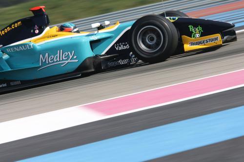 GP2 Series: Xandinho admite pressão na terceira temporada na categoria