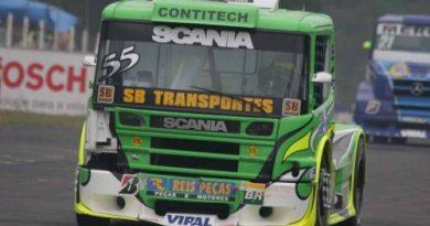 Truck: José Maria acredita em boa pontuação na etapa paulista