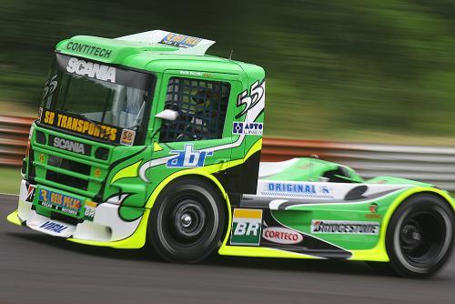 Truck: Reis testará antes da prova de Fortaleza (CE)
