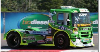 Truck: Zé Maria quer um bom resultado na corrida cearense