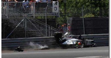 F1: Montreal altera local do acidente de Kubica