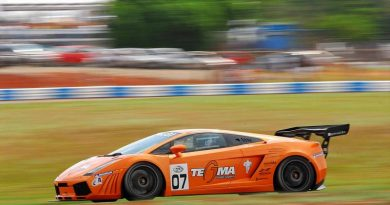 GT3 Brasil: Luciano Burti pilotará Lamborghini em Interlagos