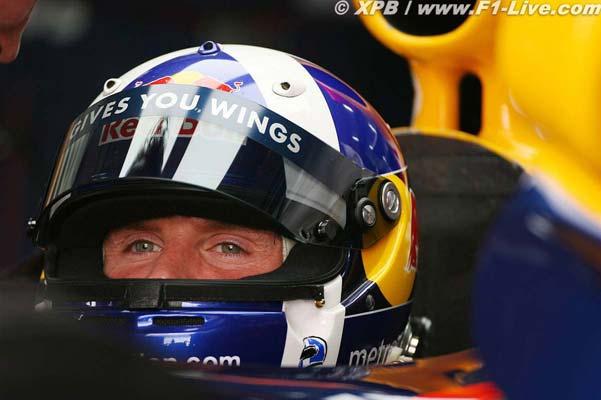 F1: Couthard acredita que Alonso pode parar por 1 ano