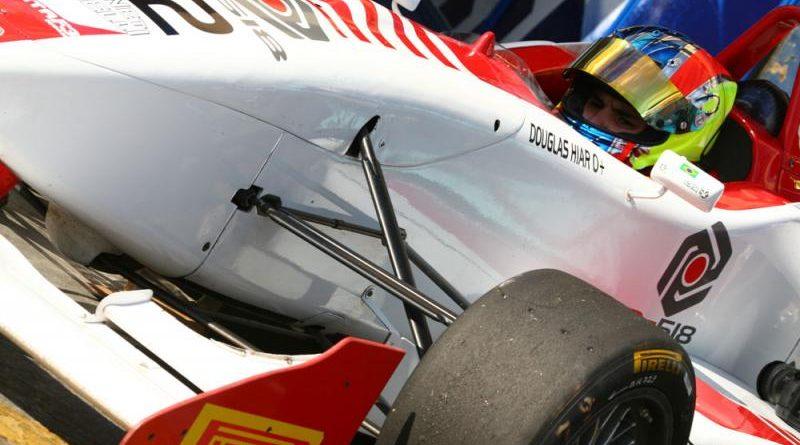 F3 Sulamericana: Categoria volta à ativa com teste em Interlagos