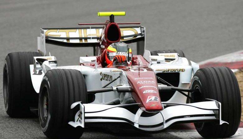 F1: Force India apresenta carro no próximo domingo
