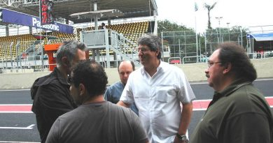 GT3 Brasil: Hybernon pode formar dupla de cearenses para próxima temporada