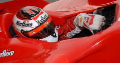 F1: Jerez não verá duelo Kimi x Schumacher