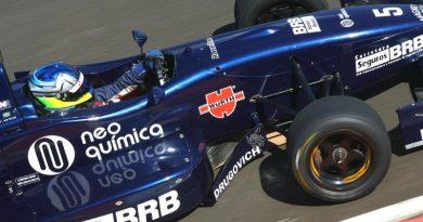 F3 Sulamericana: Rodolpho Santos retoma testes visando rodada final de 2007