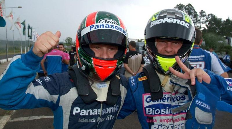Stock: Ricardo e Rodrigo Sperafico trabalham pela pole na última etapa da Stock Car