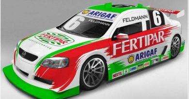 Stock: Carro de Feldmann terá novo layout