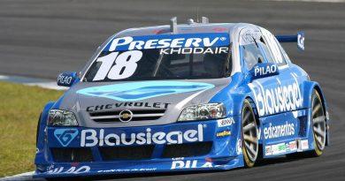Stock Car: Allam Khodair quer fechar a temporada 2008 com vitória
