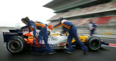 F1: Alonso domina teste da manhã; Nelsinho é penúltimo