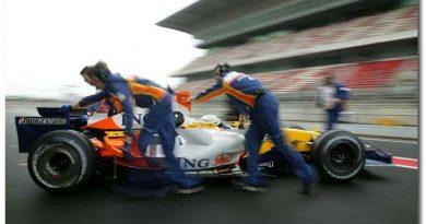 F1: Alonso já pensa na próxima temporada da Fórmula 1