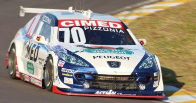 Stock: Acidente tira Antonio Pizzonia da corrida de Santa Cruz do Sul