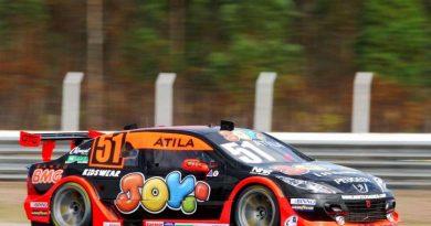 Stock: Átila Abreu satisfeito em sua estréia na pista de Campo Grande (MS)