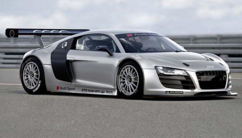 GT3 Brasil: Audi desenvolve versão de corrida do R8 V8