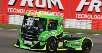 Truck: Roberval Motorsports anda pela primeira vez com os novos caminhões em Guaporé