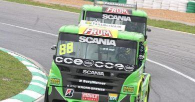 Truck: Instabilidade climática marca treinos em Brasília