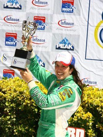 Indy Lights: Bia termina em terceiro em Sonoma na Firestone Indy Lighs