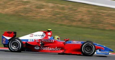 GP2 Series: Bruno Senna larga em 4º na abertura