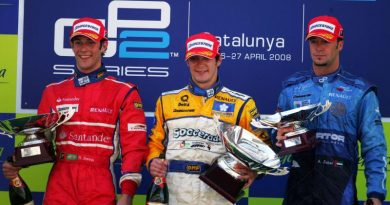 GP2 Series: Bruno Senna chega em 2º no GP da Espanha