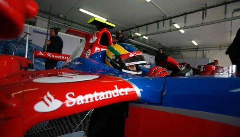 GP2 Series: Bruno Senna corre atrás da consistência