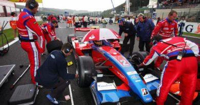 GP2 Series: Bruno Senna não pontua em Spa e decisão vai para Monza