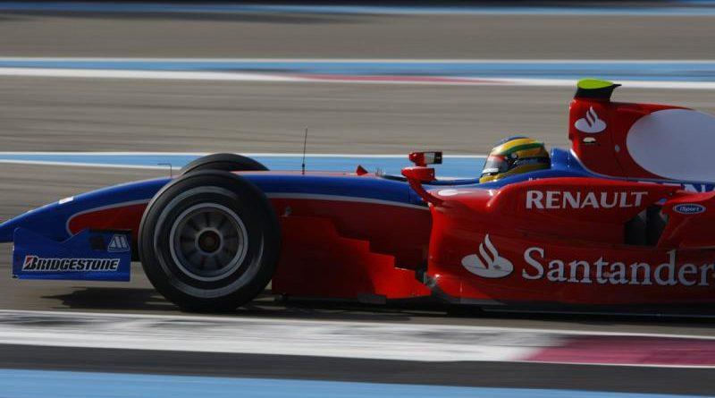 GP2 Series: Bruno Senna encerra pré-temporada em Paul Ricard