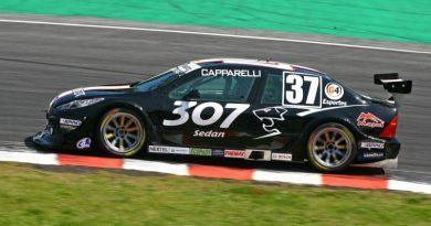 Copa Vicar: Capparelli é o quarto mais rápido do dia nos treinos da Copa Vicar