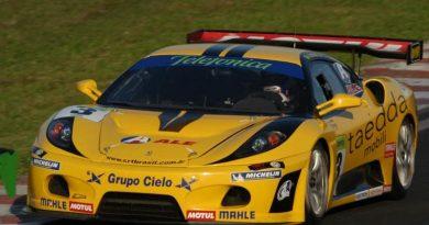 GT3 Brasil: Cláudio Ricci se prepara para mais um desafio no Brasil GT3
