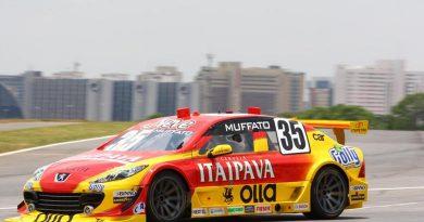 Stock: RC3 Bassani entre os dez mais rápidos nesta sexta-feira