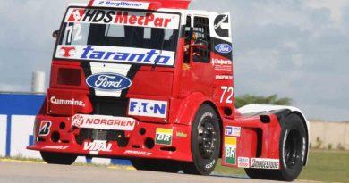 Truck: Djalma Fogaça e Ford querem brigar pela pole position em Fortaleza
