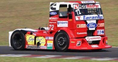 Truck: Djalma Fogaça satisfeito em largar na quinta fila em Interlagos