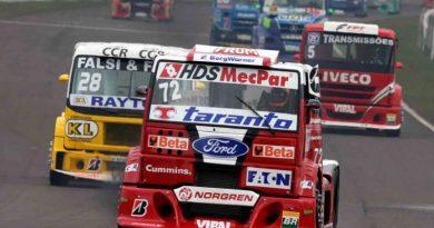 Truck: Djalma Fogaça se preocupa com o desgaste em Campo Grande