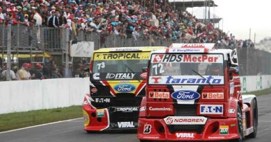 Truck: Djalma Fogaça quer bom resultado em Brasília já pensando em 2009