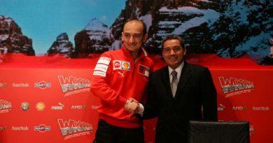 MotoGP: Shell e Ducati renovam parceria tecnológica até 2011