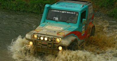 Rally: Niterói Rally Team confirma participação do rali Transparaná 2009