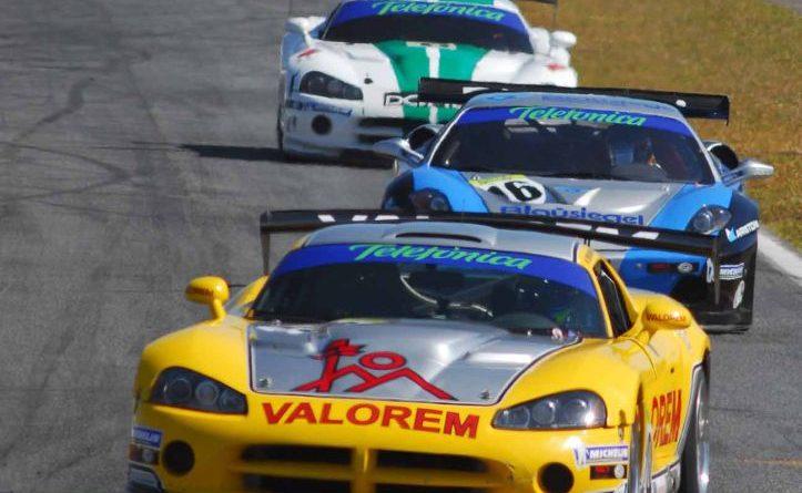 GT3 Brasil: Irmãos Ebrahim foram bem nas corridas de Brasília
