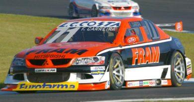 Copa Vicar: Fábio Carreira de bem com a vida na RCM Motorsport