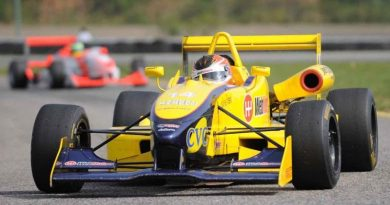 F3 Sulamericana: Felipe Ferreira faz corrida muito disputada no Rio de Janeiro