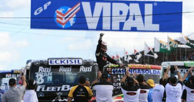 Truck: Temporada da Fórmula Truck chega a metade
