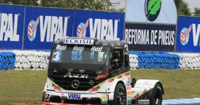 Truck: Piquet parte para o tudo ou nada na briga pelo título da Fórmla Truck