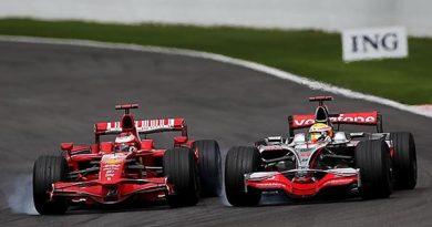 F1: Raikkonen promete 'lutar até o fim' por título da Fórmula 1