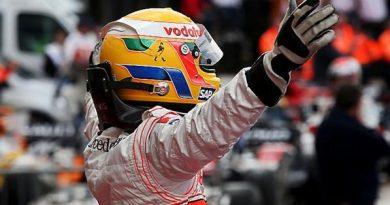 F1: Homem que sou hoje é reflexo do meu pai, diz Hamilton