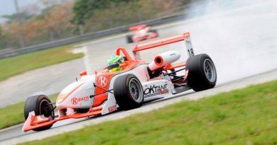 F3 Sulamericana: Carioca Henrique Lambert abandona 12ª etapa em Jacarepaguá